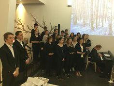 Sibelius-päivän esitys