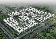 Nano-Polis Nanotech Research and Development Park - Henn