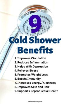 Health Facts, Health Tips, Health And Wellness, Health Benefits, Health Care, Cold Water Shower Benefits, How To Get Motivated, Weight Loss Water, Cold Home Remedies