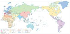세계지도 - Google 검색
