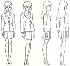 Superman Model Sheets ★ || CHARACTER DESIGN REFERENCES | キャラクターデザイン  •