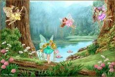Adopter une fée, c'est faire entrer de la joie dans votre vie.