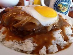 Loco Moco - Big City Diner - Kaimuki - Honolulu, HI