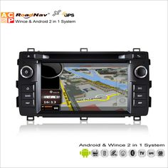 Car Android Multimedia Stereo For Toyota Auris 2013~2014 - Radio CD DVD Player GPS Navigation Audio Video
