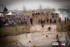Could you make it if you were put to the test?  These Spartans CAN and DID!  #SpartanRace #Indiana #Fitness #ObstacleRacing