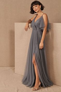 Shop Anthropologie's black tie event dresses for any gala dresses or black tie wedding guest dresses you may need. Browse unique, flattering black tie dresses here. Black Tie Wedding Guest Dress, Black Tie Wedding Guests, Dusty Blue Bridesmaid Dresses, Grey Bridesmaids, Bridal Party Dresses, Wedding Bridesmaid Dresses, Wedding Outfits, Anthropologie, Palette
