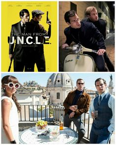 """Well I Adore Guy Ritchie! I love his style of film making not to mention I think he's another Fine British Hottie😍!!! This movie has Guy """"written"""" all over it & was a joy to watch! The acting, casting, writing & even the music are Brilliant. Henry & Armie made a great duo even if they're both trying to beat the other depicting the rivalry of U.S. vs Russia. Alicia balanced it out & kept the """"Special Agents"""" in check as they try to complete their mission. The 3 of them are just gorgeous!"""
