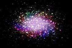 Abstraktní barevný zářící ohňostroj Fireworks, Stock Photos, Fine Art, Abstract, Illustration, Pictures, Image, Color, Design