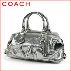 Coach Ashley Perforated Leather Bag - I have this bag in black. I love it so much that I wouldn't mind having it in more colors!