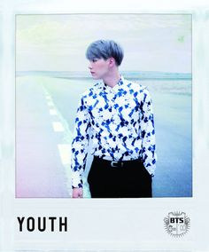 "Suga ❤ Photo for Japan 2nd Album ""YOUTH"" (7/9/16 realease date) #BTS #방탄소년단"