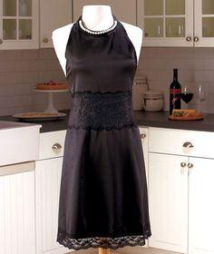 The Little Black Dress Apron|ABC Distributing