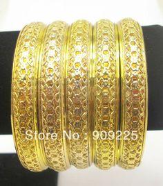 18K Gold Plated DIY Bangle for Multi Layers Bangle. Fashion Bracelet and Bangle. Costume Jewelry.Wholesale Jewelry 5PCS/Lot $2.85