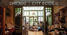 Chicago - Illinois  http://www.restylesource.com/inspiration/City-Guides/Illinois/Chicago/198/