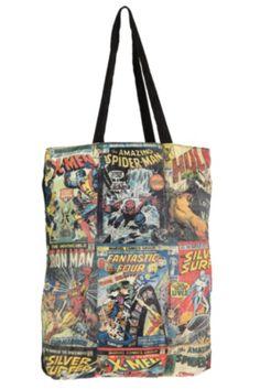 Marvel Universe Comic Tote