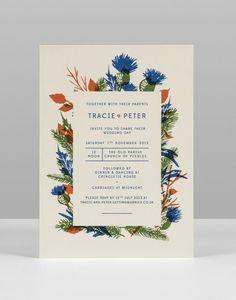 elegant floral lace wedding invitation #elegantweddinginvitations #fashionweddingideas #weddinginvitespaper