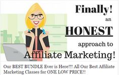 This #AffiliateMarketing Business Bundle will give your competition a run for their money! Their Facebook support group is the most helpful ever!