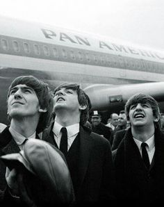 When The Beatles Land In America For The First Time
