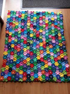 Pattern: http://www.etsy.com/listing/89500561/newborn-crochet-pattern-floral-baby