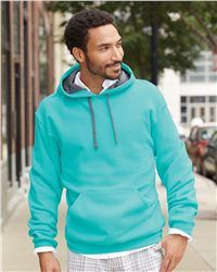 Fruit of the Loom SF76R - SofSpun Hooded Pullover Sweatshirt AC 1/29/15