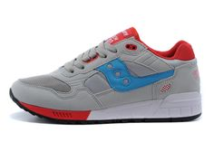Free Shipping Saucony Shadow 5000 Men's Shoes,High Quality Retro Men's Shoes Sneakers Grey/Blue/Red SAUCONY Hiking Shoes Only US $53.00