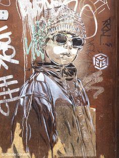 Beyond Banksy Project / C215 - London, UK