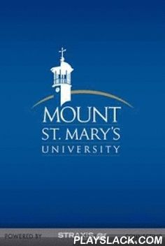 Mount St. Mary's University  Android App - playslack.com ,  With the Official App of Mount St. Mary's University, America's second-oldest Catholic university, keeping in touch with The Mount is now easier and more enjoyable than ever before.Mount Mobile puts the Mount at your fingertips!• Campus news and events• Admissions information and campus tour• Sports news and updates on your favorite Mountaineer teams• Alumni reunions and chapter activities• Watch Mount YouTube videos and download…