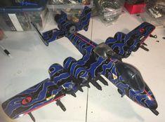 Gi Joe, Snake Eyes, Armored Fighting Vehicle, Art Pics, Custom Action Figures, Sci Fi, Aircraft, Childhood, Geek Stuff