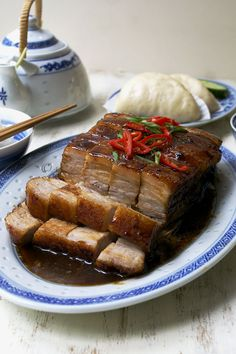 GOK WAN'S TWICE COOKED MELTING PORK | Easy to follow recipes for delicious home cooked meals.