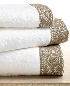bath towels - Shop for and Buy bath towels Online Linen Towels, Hand Towels, Rustic Table Runners, Bathroom Towel Decor, Baby Sheets, Crochet Towel, Towel Warmer, Embroidered Towels, Embroidery