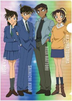 Heiji Hattori, Manga Detective Conan, Kaito Kid, Detektif Conan, Kudo Shinichi, Dc Movies, Magic Kaito, Case Closed, Cute Anime Wallpaper