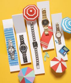 Summer Watches | Victoria Ling
