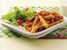 Pasta Skillet Dinner ~ I used mini penne & a mixture of cheddar & 6-cheese Italian cheese...very good.  dfj