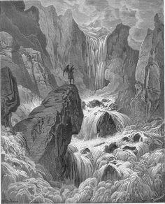 Lucifer by Gustave Doré