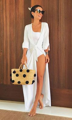 Pool Party Outfits, Honeymoon Outfits, Italy Outfits, Hippie Outfits, Cute Summer Outfits, Glamour, Fashion Tips For Women, Cute Fashion, Women's Fashion
