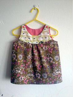 ša-to-top ovečky na vintage lúke  by iffi - SAShE.sk - Handmade Detské oblečenie