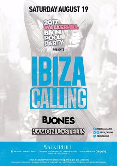 #housemusic Ibiza Calling goes to Seoul!: Ibiza Calling, the brand of Space biza that travels to the essence of the island through a basic…