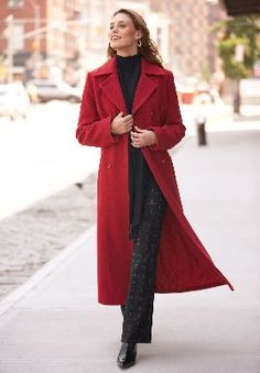 images of coats for women | Fashion Trends Womens Coats Long Wool ...