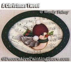 A Christmas Tweet ePacket - Wendy Fahey - PDF DOWNLOAD