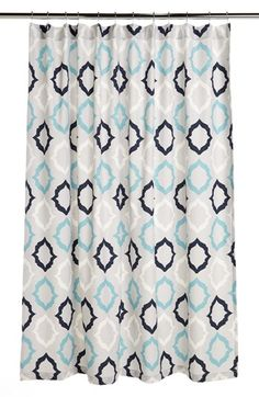 Nordstrom At Home U0027Zaharau0027 Cotton Shower Curtain Available At #Nordstrom