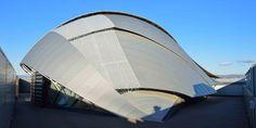 Cúpula. Reforma integral HIMOINSA Headquarters - Arquitania Business Opera House, Building, Board Rooms, New Construction, Parking Space, Buildings, Construction, Opera