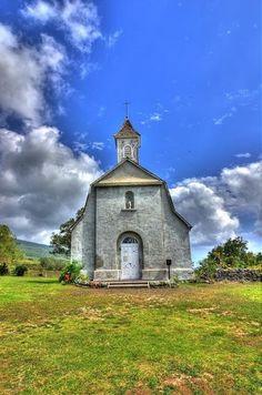 Saint Josephs Church - Maui, Hawaii