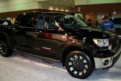 There was a super-tough 2013 Toyota Tundra in Orlando at the Central Florida International Auto Show this weekend - see for yourself! We've got pics!     blog.toyotaoforla...