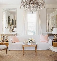 White Rooms | Amanda Carol Interiors