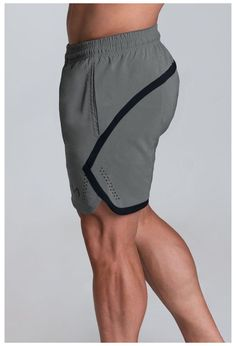 Mens Leisure Wear, Workout Gear For Men, Workout Tips, Sport Shorts, Running Shorts, Mens Activewear, Gym Wear, Sport Wear, Mens Fitness