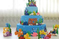 Image result for sea  cakes