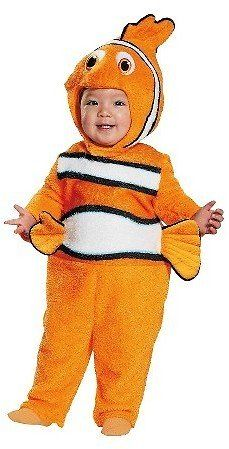 Nemo Prestige Baby Costume Orange 6-12 M