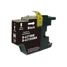 Compatible Black Brother LC1240BK Ink Cartridge: €5.09