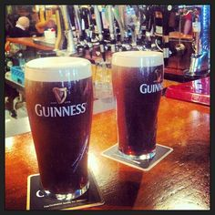 The Quays in Galway, Co Galway Ireland Map, Guinness, Four Square
