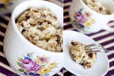 Najlepšie koláčiky z mikrovlnky - Shiz. Superfoods, Mashed Potatoes, Oatmeal, Mugs, Breakfast, Ethnic Recipes, Desserts, Cakes, Basket