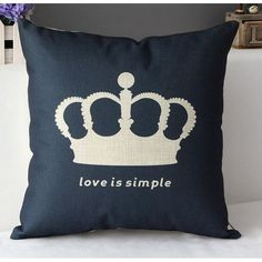 Throw Pillow Covers | Black Love is Simple | UniikStuff